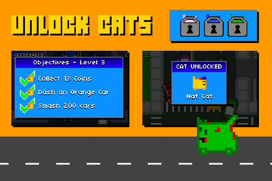 Screenshot of Box Cat