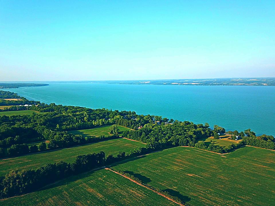 Cayuga Lake in Seneca County (photo)
