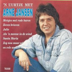 Arne Jansen - Zeven brieven