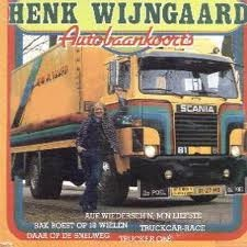 Henk Wijngaard - Zeven dagen op de weg