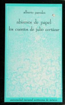 Cover of: Abismos de papel   Alberto Paredes