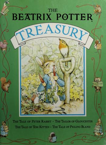 Cover of: Beatrix Potter Treasury | Beatrix Potter