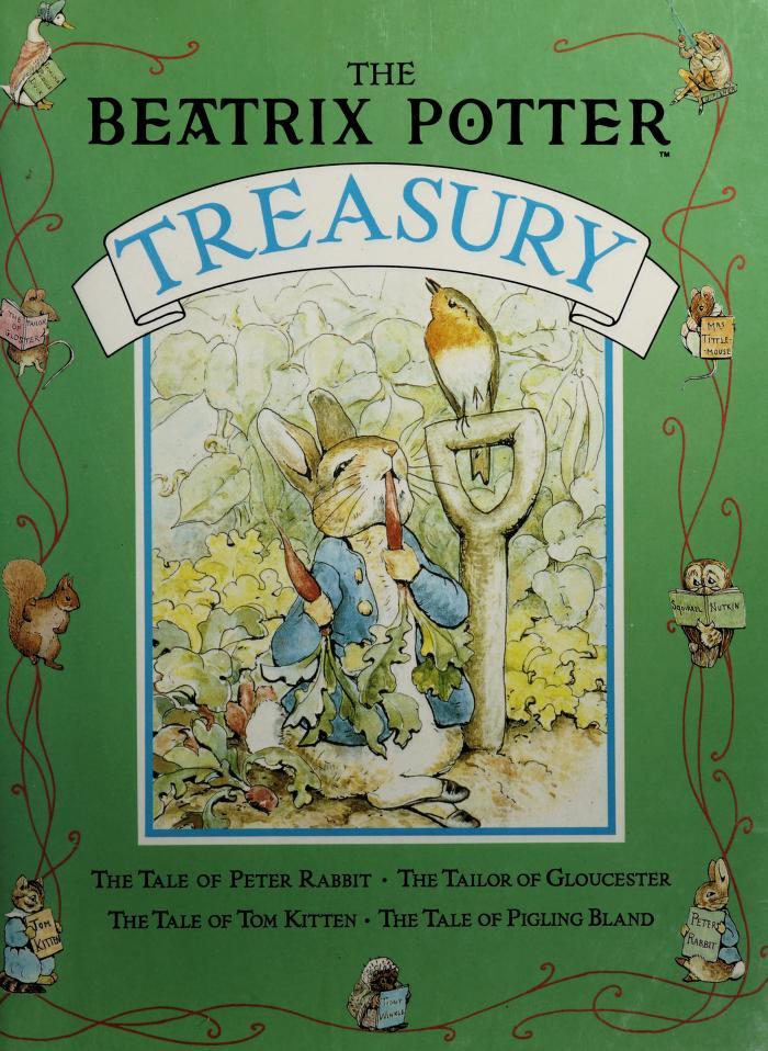 Beatrix Potter Treasury by Beatrix Potter