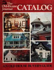 Cover of: The Old-House Journal, New Compendium | Old House Journal