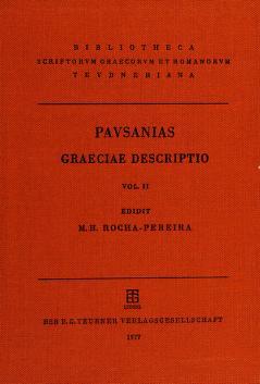 Cover of: Pausaniae Graeciae descriptio   Pausanias