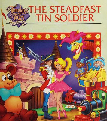 Cover of: The steadfast tin soldier | Mary Packard