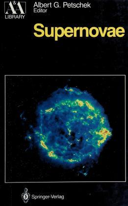 Cover of: Supernovae | Albert G. Petschek, editor.